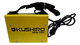 Soldadora Inverter Igbt Kushiro Hogar 100a Mini 100i