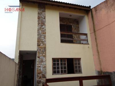 Sobrado Com 3 Dormitórios Para Alugar, 220 M² Por R$ 0/mês - Jardim Dos Eucaliptos - Caieiras/sp - So0815