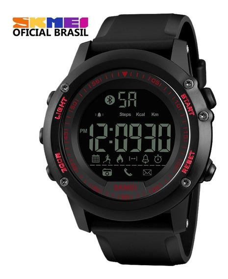 Relógio Pedômetro Smartwatch Digital Resistente A Choques
