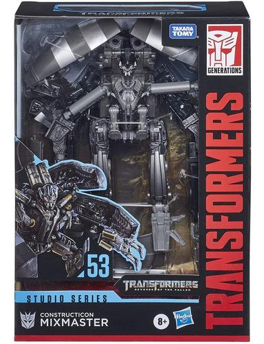 Transformers Studio Series Constructicon Mixmaster 53 Hasbro