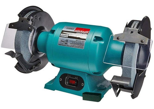Esmeril De Banco De 8 PuLG Makita Gb800