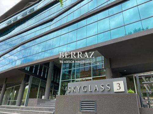 Oficina Alquiler Skyglass 3 - Pilar