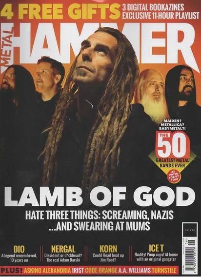Metal Hammer #335 Lamb Of God