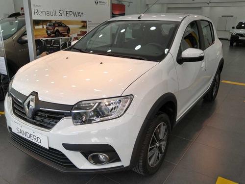 Nuevo Renault Sandero Cvt Y Manual Tasa 0% Se