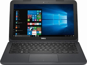 Notebook Dell Inspiron Series 11.6 4gb 32ssd Wifi W10 Office