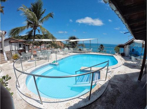 A Pousada Farol Do Morro Fica Situada Na Ilha De Tinharé, Ba