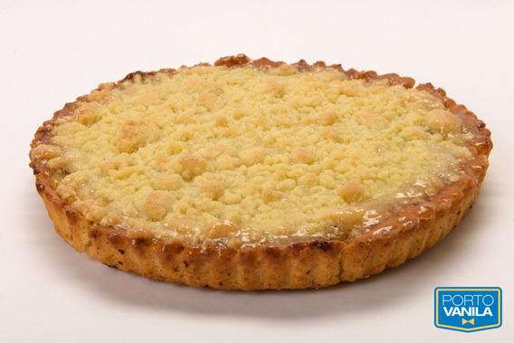 Tarta Crumble Manzana Porto Vanila De 5 A 6 Porciones (4439)
