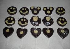 Chupetas De Chocolate, Recuerdos, Fiestas, Eventos, Regalos