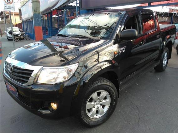 Toyota Hilux Hilux 2.7 Sr 4x2 Cd 16v Flex 4p Aut. 2015