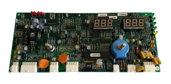 Placa Controladora Para Máquinas De Solda Miller 229664a