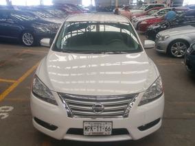 Nissan Sentra 1.8 Advance L4 Man Mt 2013