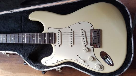 [canhota] Fender American Std Strato (1989-2000), M. 7420