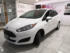Ford Fiesta 1.6 S Sedan At 2016