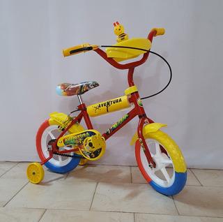 Bicicleta Varon Rodado 12 Ram Día Del Niño