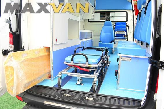 Renault Master L3h2 | Ambulancia Uti | Simples Remoção