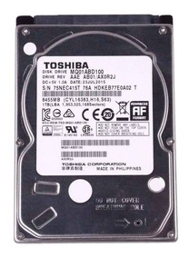 Hd Sata Notebook 1tb 5400rpm Sata 3 (8956)