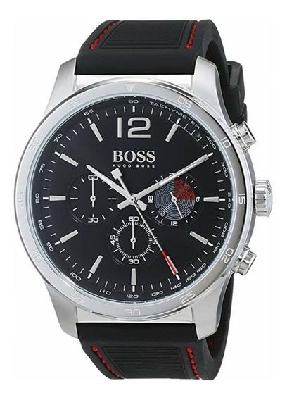Relogio Masculino Hugo Boss Professional 1513525 Completo
