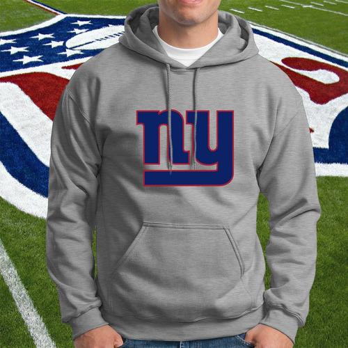 Imagen 1 de 2 de Sudadera Nfl Gigantes Nueva York Giants Ny