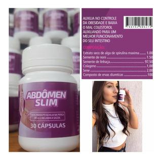 Abdômen Slim Eduarda 1 Frasco( Cápsula)