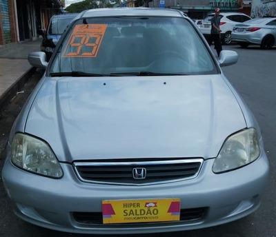 Civic 1.6 Lx 1999