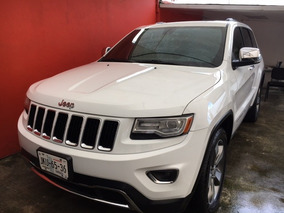 Jeep Grand Cherokee Limited V8 4x2 2014