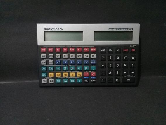 Calculadora Radioshack Conversion Calculator