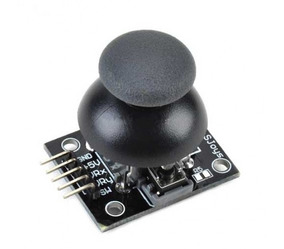 Joystick Arduino 5v 5 Pinos Analógico Com Botão