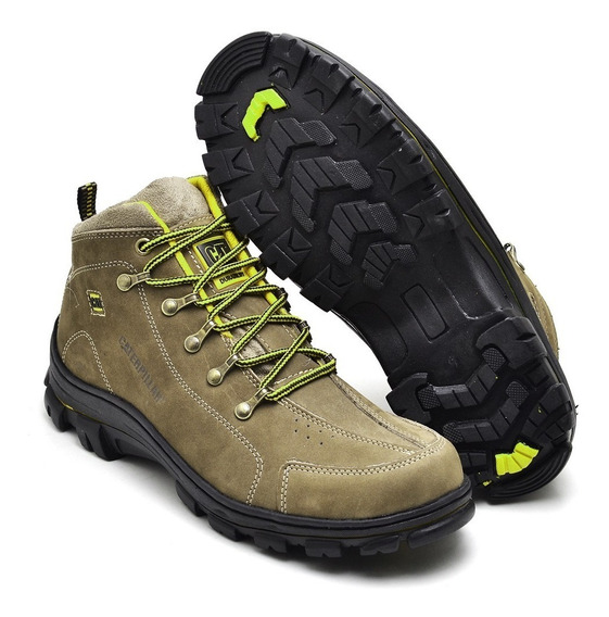 Bota Adventure Caterpillar Masculino