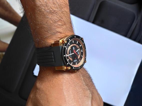 Relógio Bulova Precionist 300mt 98b152 / Wb31014u
