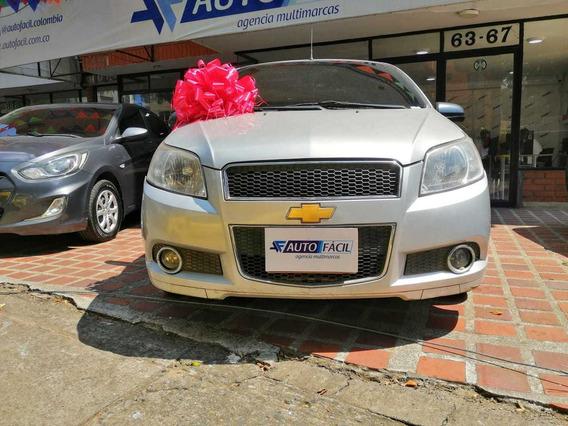 Chevrolet Aveo Emotion Full