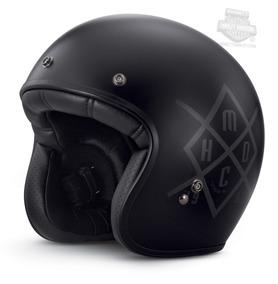Capacete Harley Davidson Bell Tamanho M (57-58)