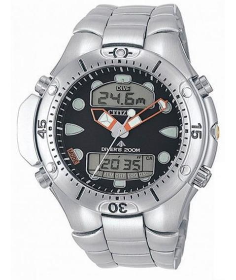 Relógio De Pulso Citizen Masculino Promaster Água Tz10020d