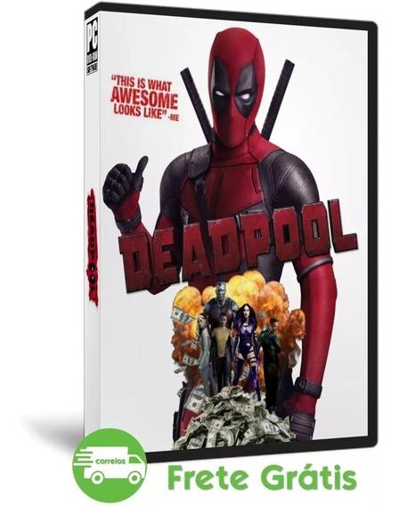 Deadpool - Pc - Completo - 2 Jogos Por 1 - Português Br