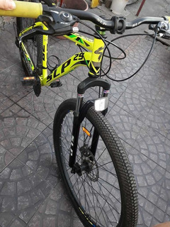 Bicicleta Mountain Bike Rodado 29 Slp Pro Frenos A Disco.