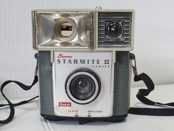 Câmera Fotográfica Kodak Brownie Starmite Ii