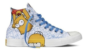 Converse Originales Junior Edición Especial Simpsons Bart