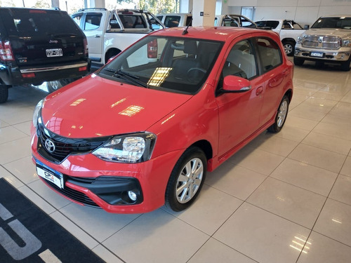 Etios 1.5 5 Ptas Xls 4at L/18