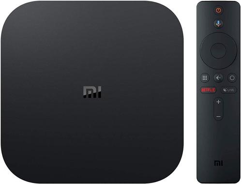 Xiaomi Mi Box S Android Tv Con Google Assistant Streaming