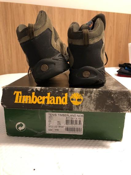 Tênis Bota Timberland 44 Br 12 Us
