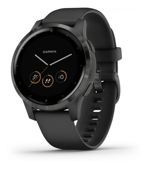 Relógio Smartwatch Garmin Vivoactive 4s Preto
