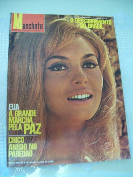 Manchete Nº 944: Feb - Chico Anísio - Vinícius De Moraes
