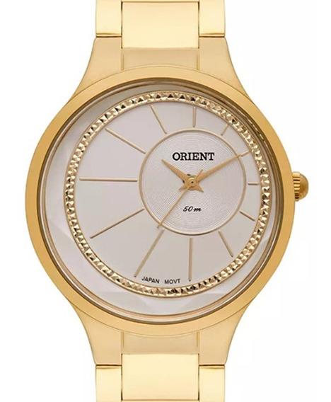 Relógio Orient Feminino Fgss0116 S1kx C/ Garantia E Nf