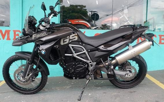 Bmw F800gs Trile Black