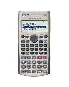 Calculadora Financiera Casio Fc 100v