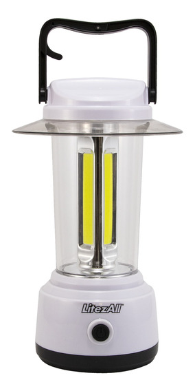 Linterna La-1750lan-4/8 Litezall 1750 Lumen Cob Led Cámping Lant