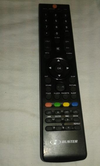 Controle Remoto Buster Para Tv Htr-d19 Bem Usado