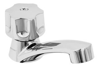 Llave Individual P/lavabo Plastica Basic Foset 49309 49309