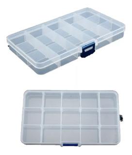 Organizador Caja Organizadora 15 Compartimientos Entrega Ya!
