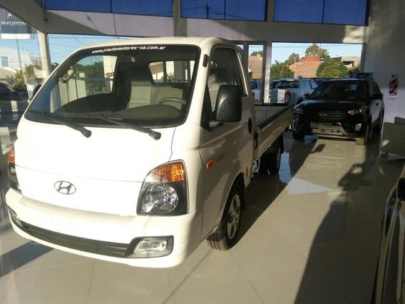 Hyundai H100 2.5 Truck C/caja Aa - Cert. 2018
