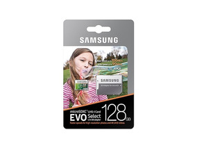Micro Sd Samsung Evo Select 128gb Original 4k Uhd